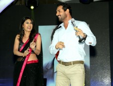 John Abraham honoured with the Creative Entrepreneur of the Year at the NDTV Profit Business Leaders Photos