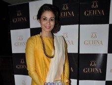 Shaheen Abbas at Launch of Gehna Jewellers Unique Ring collection Photos