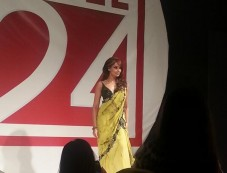 Bipasha Basu Walk the Ramp at Archana Kochhar's Label 24 Fashion Show Photos