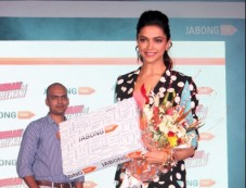 Deepika Padukone At Jabong new Collection Range Showcase Photos