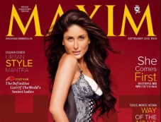 Kareena Kapoor hot poses for Magazine Photos
