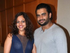 Madhavan at Dr. Rakesh Sinha's DVD Launch Photos