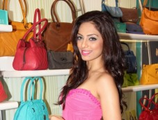 Navneet Kaur Dhillon, Miss India 2013 at Caprese Spring Summer 2013 Collection Photos