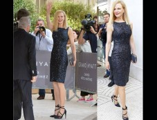 Nicole Kidman Adds Glam To Cannes 2013 Photos