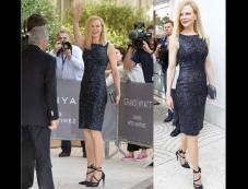 Nicole Kidman Adds Glam To Cannes 2013 Photos