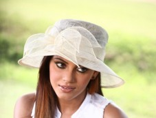 Neetu Chandra in White Dress Photos
