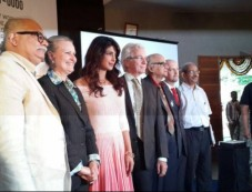 Priyanka Chopra at My World Conference Photos