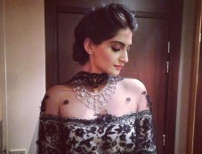 Sonam Kapoor at the Chopard Party at Cannes Photos