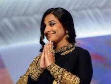 Vidya Balan at the Cannes 2013 closing ceremony Photos