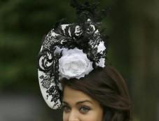 Aishwarya Rai at the Royal Ascot race Photos