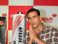 Akshay Kumar Launches Eveready New Products Photos
