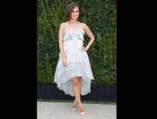 Rachel Bilson In Chanel Photos