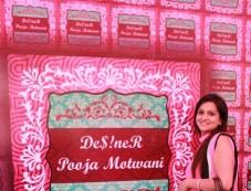 Fashion Designer Pooja Motwani  Store Launch Photos