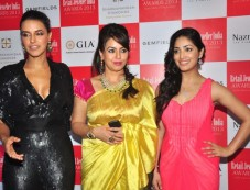 Neha Dhupia, Mahima Chaudhary and Yami Gautam Photos