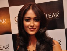 Ileana D'cruz launches Clear shampoo Photos