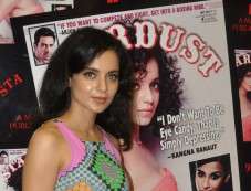 Kangana Ranaut launches the Stardust magazine cover Photos