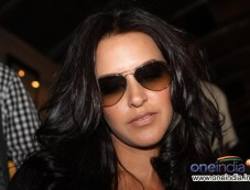 Neha Dhupia at PETA Launch New Pro-Veg Ad Campaign Photos