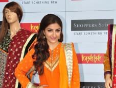 Soha Ali Khan launch of Shoppers stop's Salwar Kameez & Kurti Photos