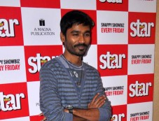Dhanush Unveils Latest Issue of Starweek. Photos