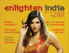Sunny Leone on the covers of Perfect Woman Magazine Photos