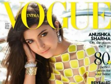 Anushka Sharma's Vogue Magazine Photoshoot Photos
