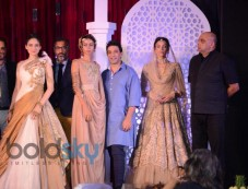 India Bridal Fashion Week Press Preview Photos