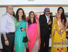 Celebs at Launch of fashion designer Shouger Merchant's store Photos