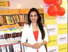 Akruti Kakkar at Launch of Shriya Sekhsaria's book One Photos