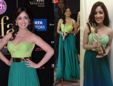 Yami Gautam In Swapnil Shinde At IIFA'13 Photos