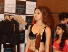 Lakme Fashion Week Designer Fitting Session Photos