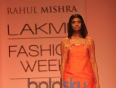 Rahul Mishra Show Photos