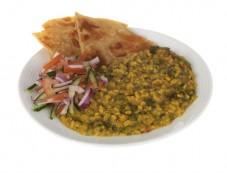 Malabar Spinach Dal Recipe For Anemics Photos