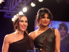 Priyanka Chopra On Ramp Photos
