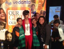 Priyanka Chopra to endorse NDTV-Vedanta Our Girls Our Pride Photos