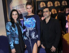 Blenders Pride Fashion Tour 2013 Blenders Pride Fashion Tour 2013 Neha Dhupia Pankaj & Nidhi Photos