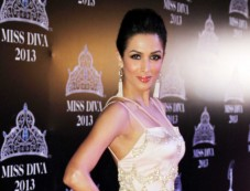 Malaika Arora Khan at Miss Diva 2013 Photos