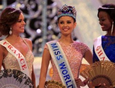Miss World 2013 Events Models wishing new miss world Photos