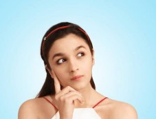 Alia Bhatt photoshoot for Garnier Pure Active ad Photos