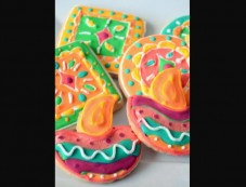 Diwali Special Cookies Recipe Photos