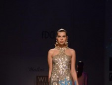 Malini Ramani New Collection for WIFW Model Walk Photos