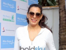 Pooja Bedi at Max Bupa Walk for Health Photos