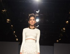 Pankaj & Nidhi Designer Collection Day2 WIFW model in nice outfit Photos