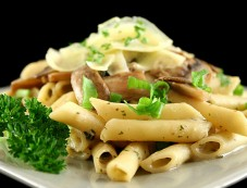 Pasta With Mushroom Sauce Recipe Photos