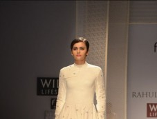 Rahul Mishra Collection Day2 WIFW 2013 Photos