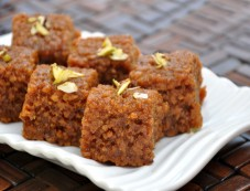 Sumptuous Sweets For Diwali Peanut Barfi Photos