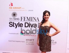 Yami Gautam at the Femina Style Diva Pune at Hyatt Pune Photos