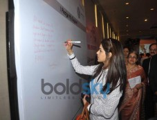 Actress Genelia D'Souza At Fogsi Press Meet Event Photos