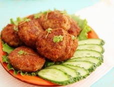 Chatpati Hariyali Tikki Recipe Photos