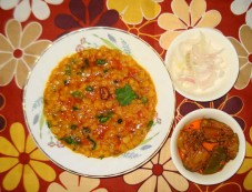 Cucumber Chana Dal Recipe Photos