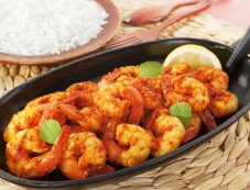 Dry Masala Shrimps Recipe Photos